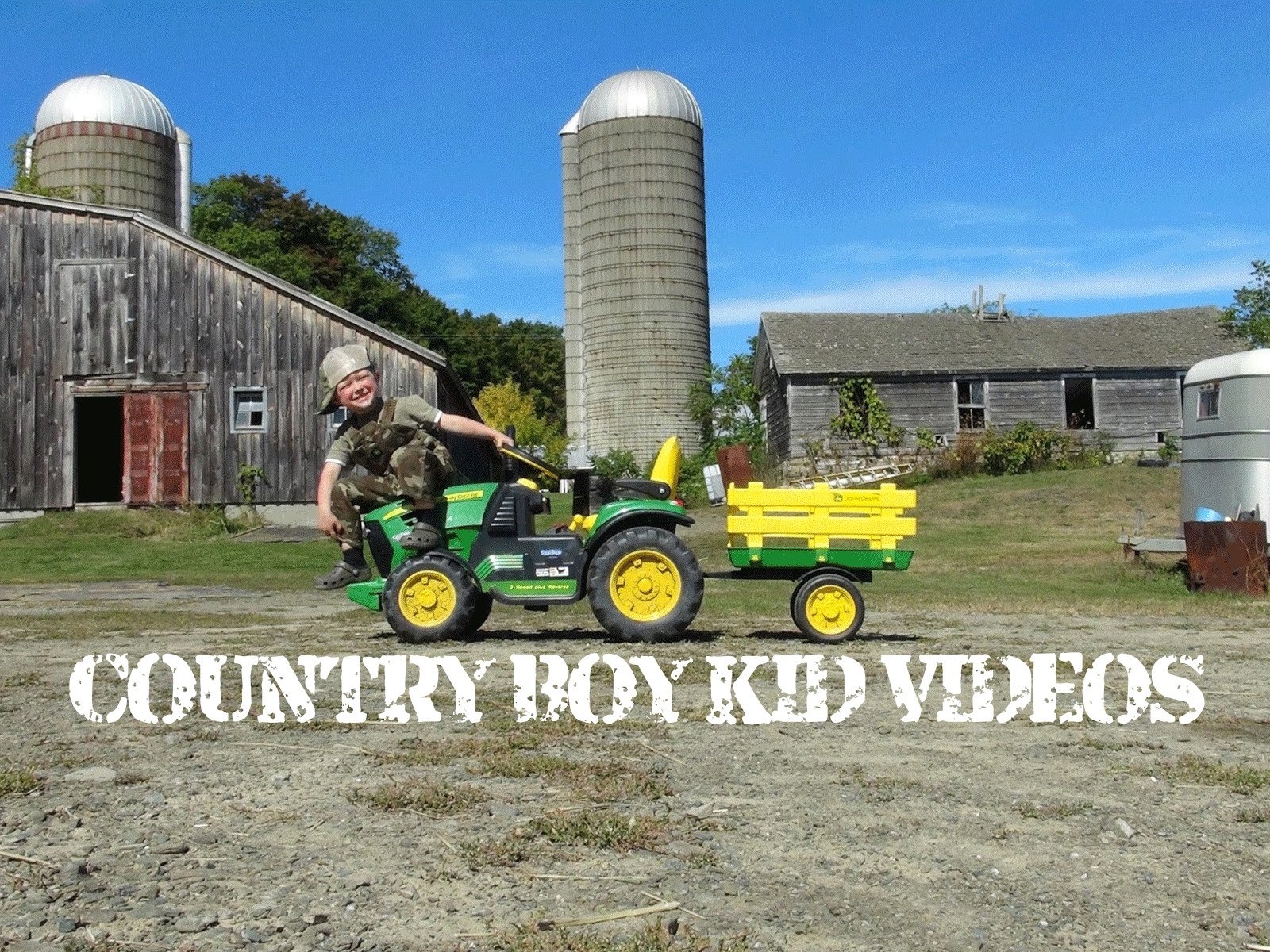 Country Boy Kid Videos on Amazon Prime Video UK