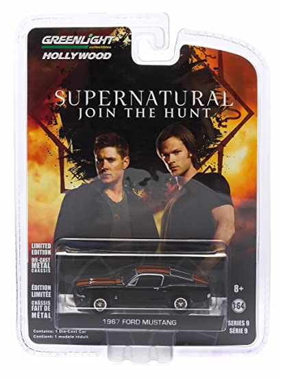 Amazoncom CUSTOM FORD MUSTANG From The Hit Television Show - Supernatural show car