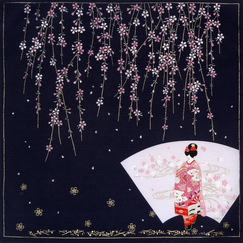 Japonmania–Furoshiki 50x 50–Maiko