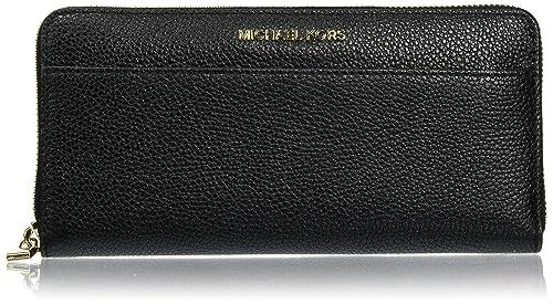 MICHAEL by Michael Kors Mercer Portafolio Negro Mujer