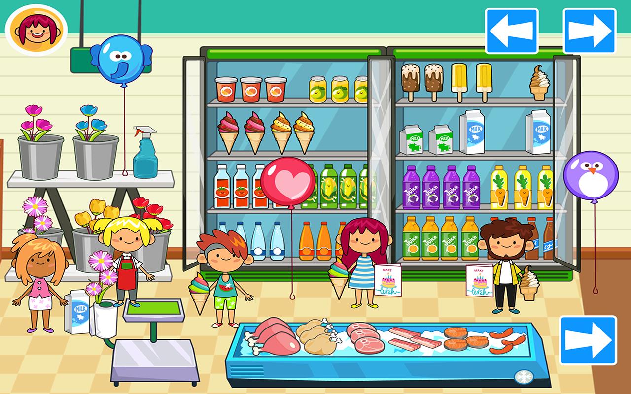 Amazon.com: Pretend Grocery Store - Kids Supermarket ...