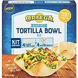 Ortega Taco Meal Kits, Tortilla Bowl, 5.7 Ounce