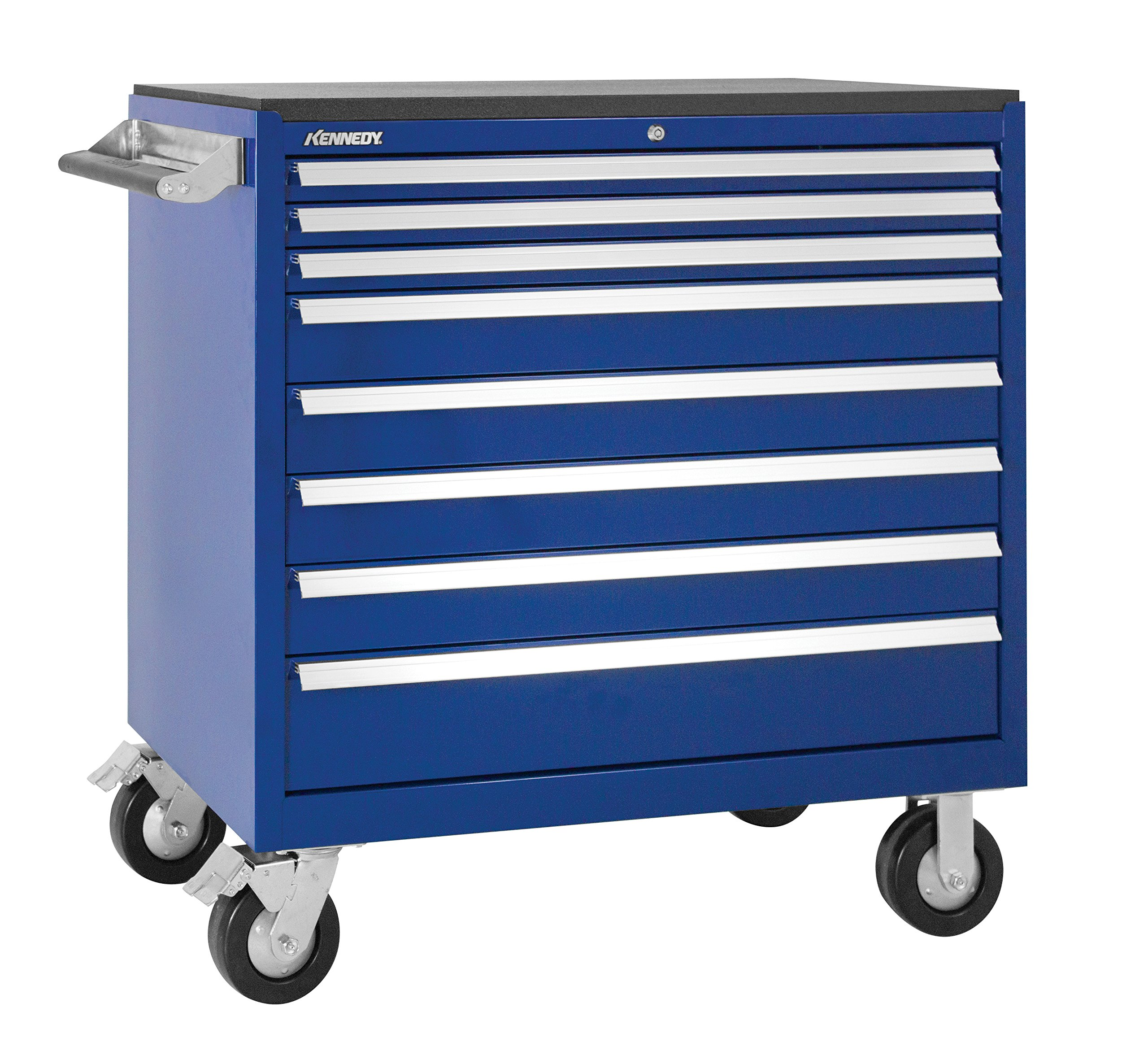 Kennedy Manufacturing 3900MPBL 8-Drawer Cabinet, Classic Blue by Kennedy Manufacturing