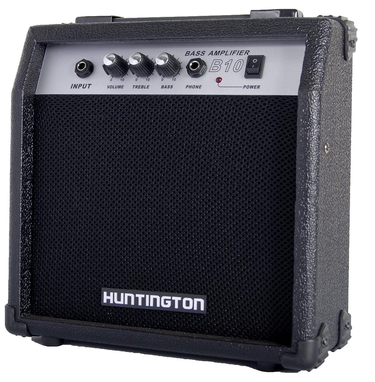 huntington and b10 10 watt bass and musical instruments