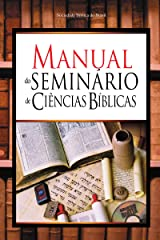 Manual do Seminário de Ciências Bíblicas eBook Kindle