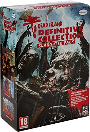 Dead Island Definitive Collection Slaughter Pack - PlayStation 4 ...