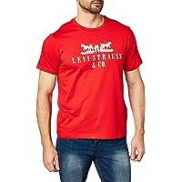 Levi's 2-Horse Graphic tee T-Shirt para Hombre