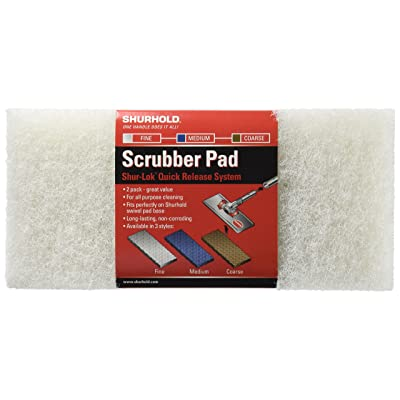 Shurhold 1701 Fine Scrubber Pad, (Pack of 2): Automotive