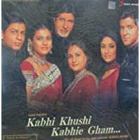 Kabhi Khushi Kabhie Gham - LP Record