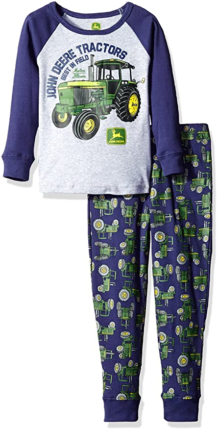5820259d0 Amazon.com  John Deere Boys  Pj  Clothing
