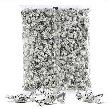 Caramelo duro temático de color, bolsa de papel de aluminio ...