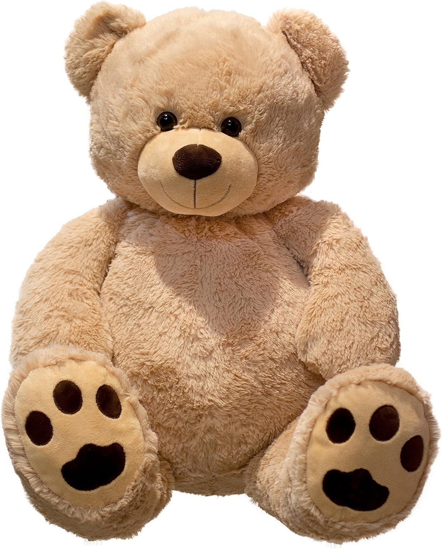 Lifestyle & More Giant Teddy Bear coccolo XXL 100 cm di Altezza...