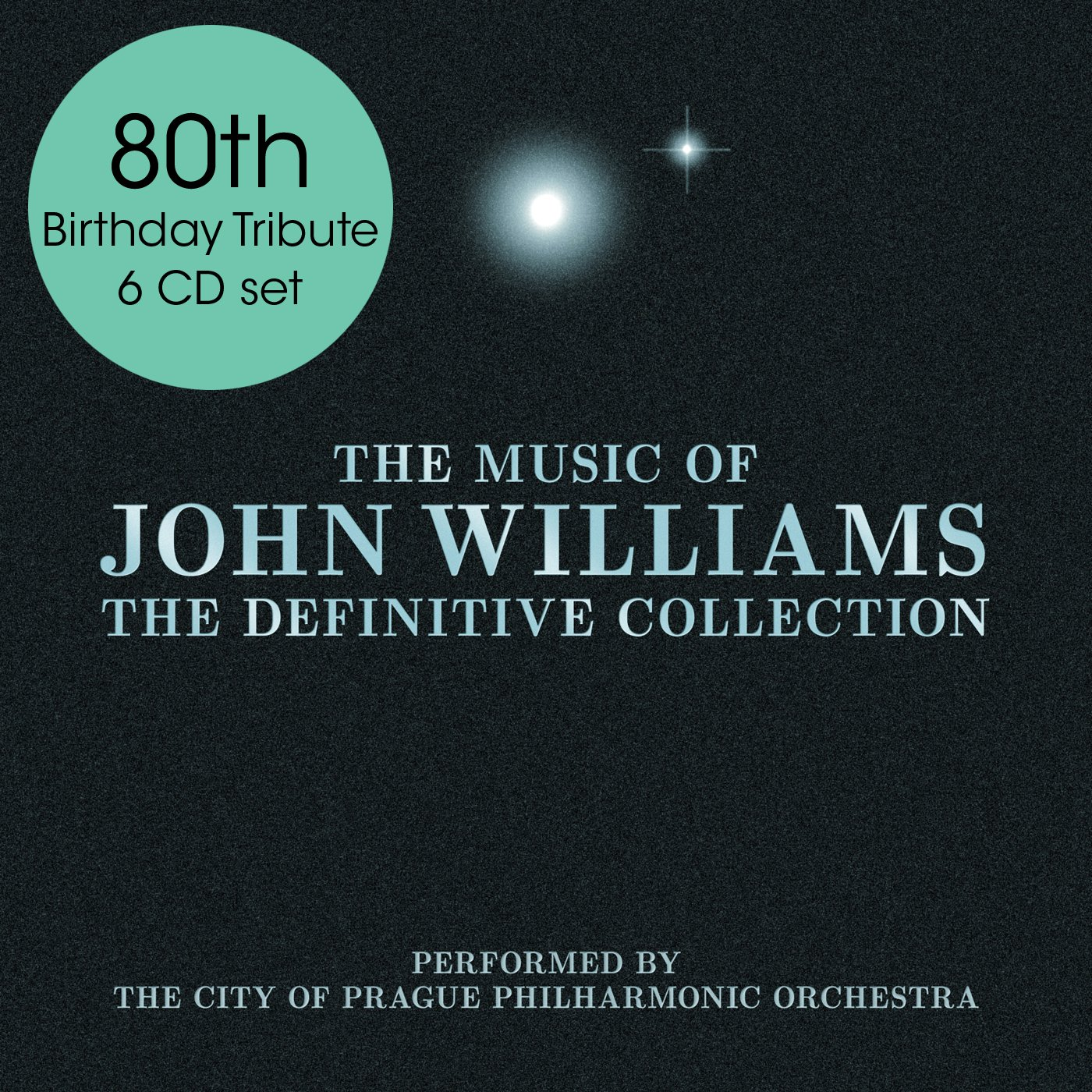 The Music Of John Williams: The Definitive Collection by SILVA SCREEN MUSIC