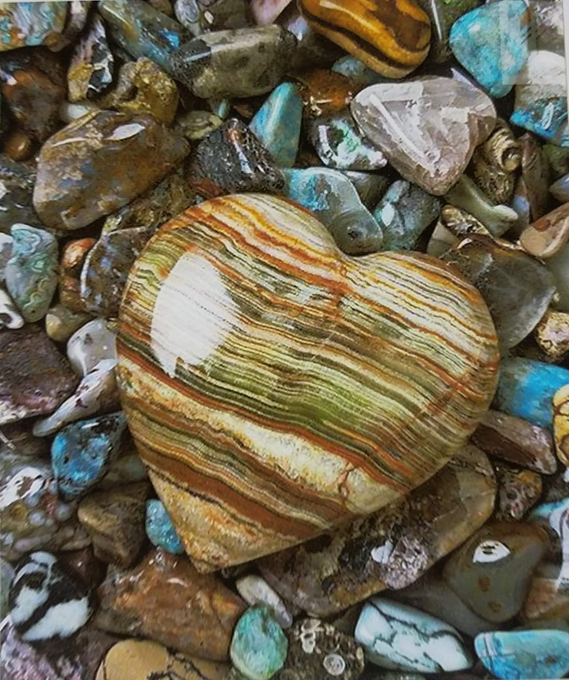 Imagine Micromosaics 5D DIY Full Square Drill 40 x 50 cm Mounted Diamond Painting Heart Stone