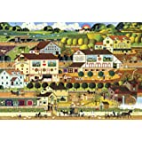 Buffalo Games - Charles Wysocki - Amish Country - 2000 Piece Jigsaw Puzzle