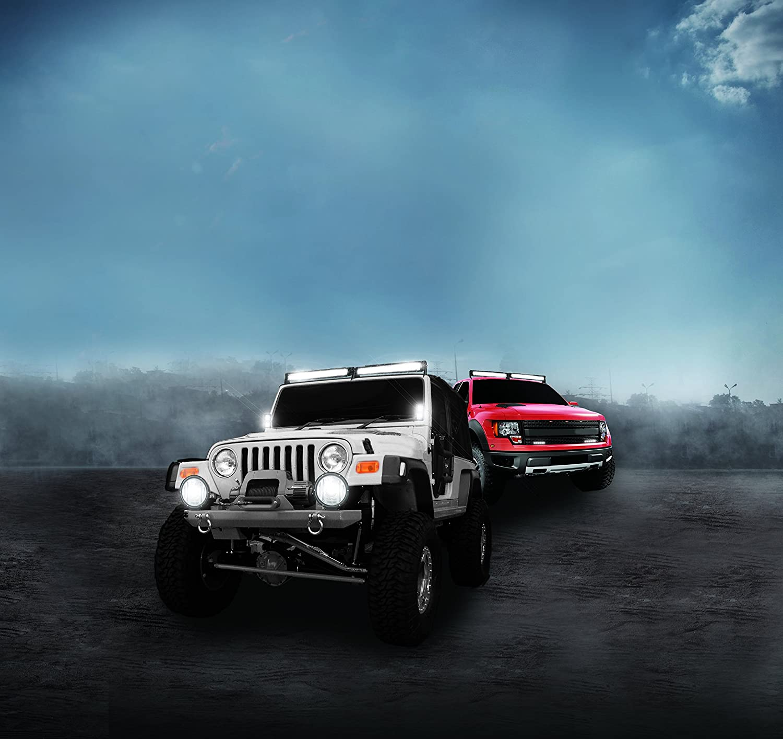Carbon Fiber 4D Rvinyl Rdash Dash Kit Decal Trim for Jeep Commander 2006-2007 Black