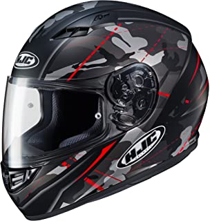 HJC CS-R3 Songtan Mens Full-Face Street Motorcycle Helmet - MC-1SF