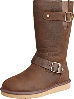 ugg hartley leather long boots