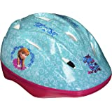Casque de protection vélo enfant Disney Frozen La Reine des Neiges Taille S 52 / 56 cm