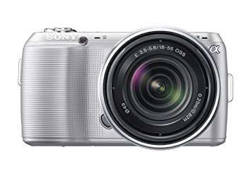 Review Sony Alpha NEX-C3 16