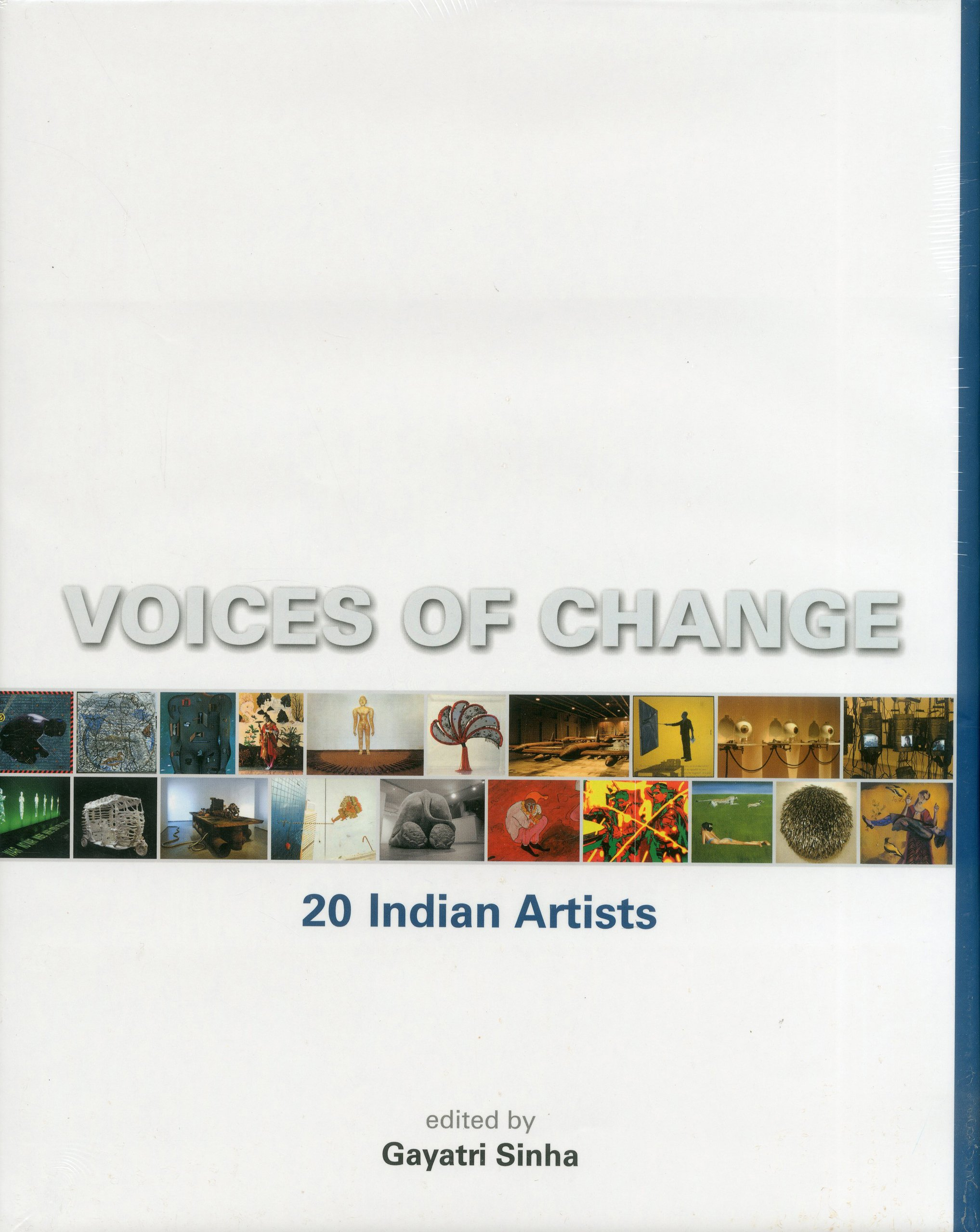 Download Voices of Change: 20 Indian Artists pdf