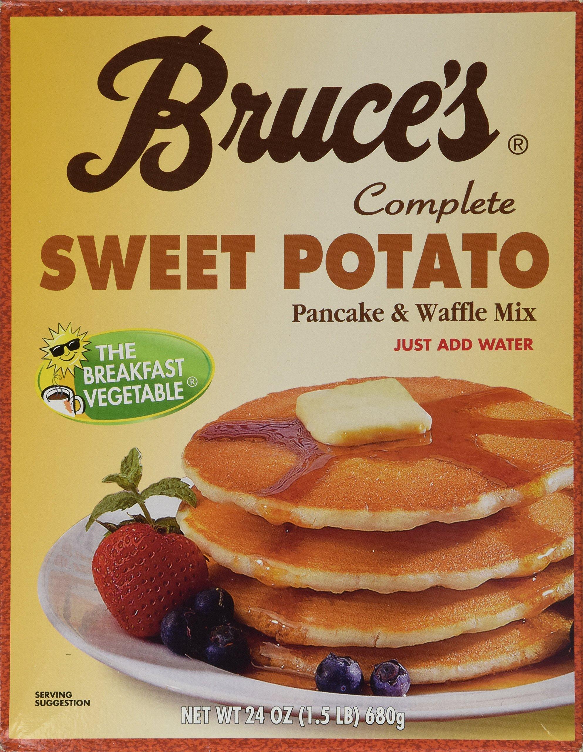 Bruce's Sweet Potato Pancake Mix - 1.5 lb