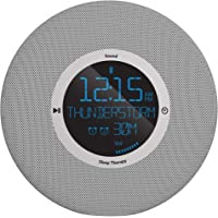 HoMedics Deep Sleep Revitalize Sleep Sound Alarm Clock 9 Programs, 4 White Noises, 10 Sounds Incl. Nature/Meditation…