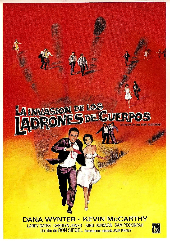 La Invasión De Los Ladrones De Cuerpos [Blu-ray]: Amazon.es ...