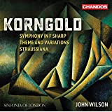 Korngold: Works for Orchestra