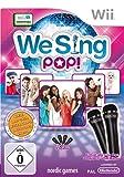 We Sing Pop! (inkl. 2 Mikrofone)