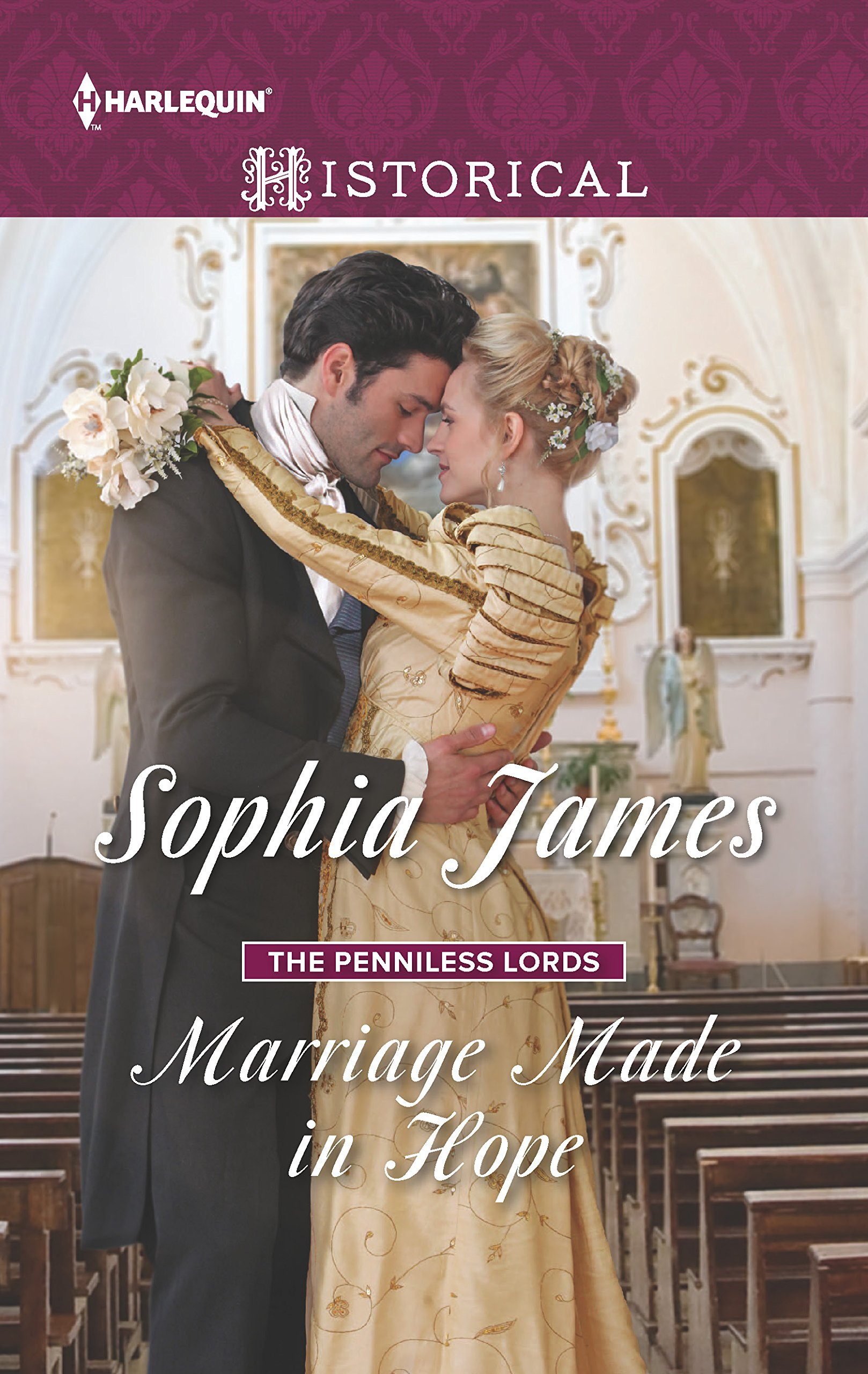 Marriage Made in Hope (The Penniless Lords) pdf epub