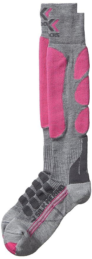 X-Socks Skisocke Silk Merino Lady - Calcetines para mujer: Amazon.es: Deportes y aire libre
