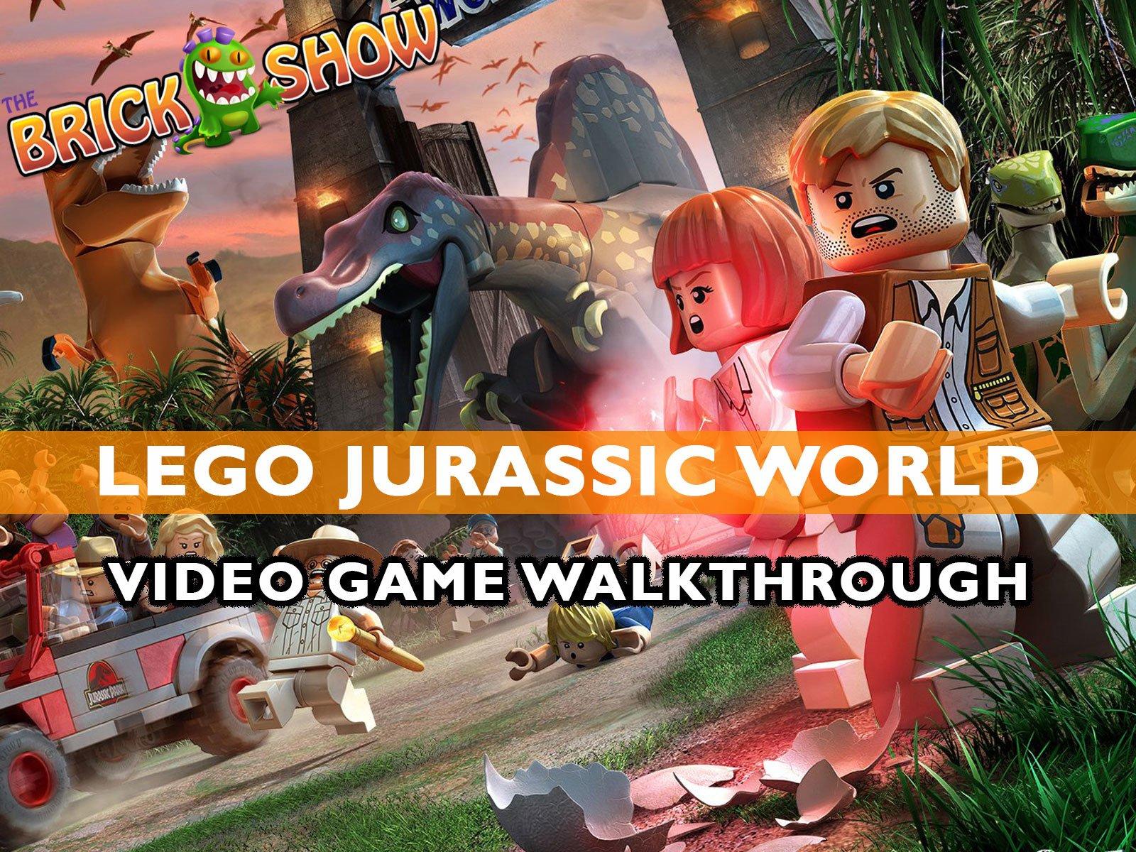 Amazon clip lego jurassic world video game walkthrough jason amazon clip lego jurassic world video game walkthrough jason forthofer amazon digital services llc gumiabroncs Choice Image