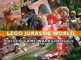 Clip: Lego Jurassic World Video Game Walkthrough [OV]