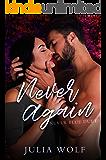 Never Again (Never Blue Duet Book 2)