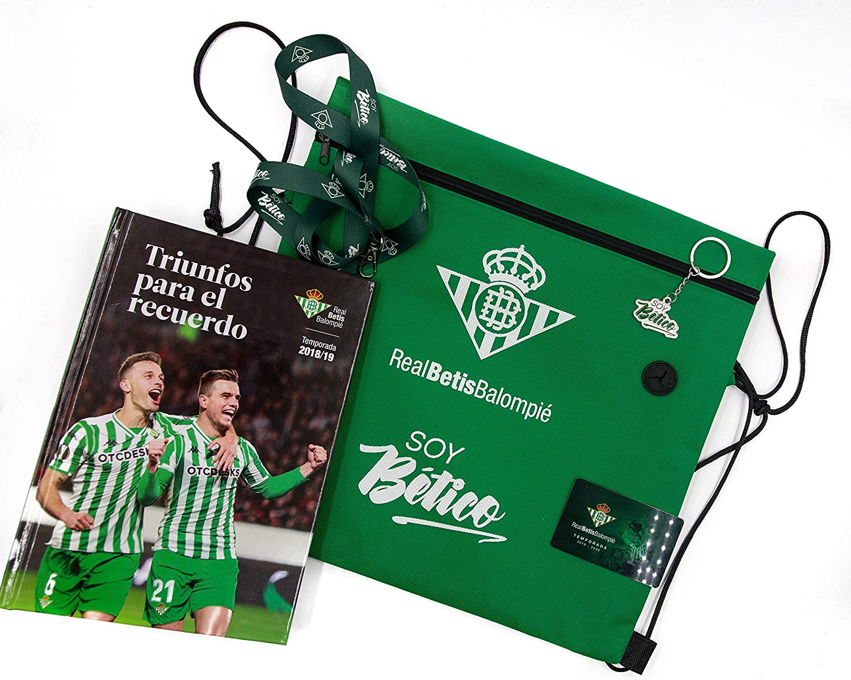 Real Betis - Pack Soy Bético - Carnet de simpatizante del Real ...