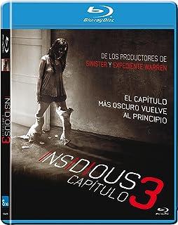 Pack Insidious 1 + 2 (Bd) [Blu-ray]: Amazon.es: Patrick Wilson, Ty Simpkins, Rose Byrne, James Wan, Patrick Wilson, Ty Simpkins, Jason Blum: Cine y Series TV