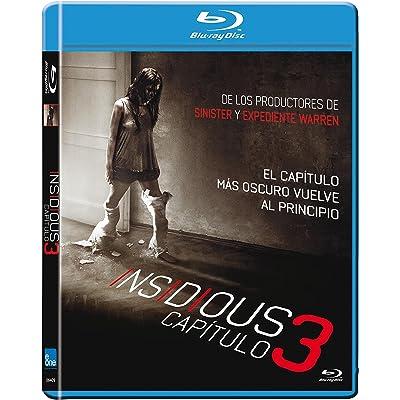 Insidious 3 Blu-Ray [Blu-ray]