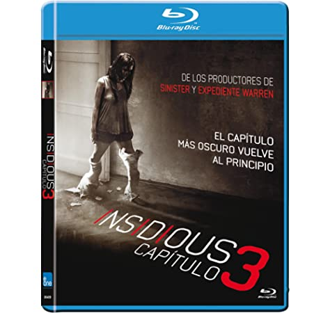 Pack Insidious 1+2+3 Blu-Ray [Blu-ray]: Amazon.es: Patrick Wilson, Rose Byrne, Dermot Mulroney, Stefanie Scott, Angus Sampson, James Wan, Leigh Whannell, Patrick Wilson, Rose Byrne: Cine y Series TV