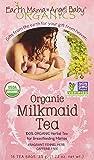 Earth Mama Angel Baby Organic Milkmaid Tea, 16 Teabags/Box (Pack of 6)
