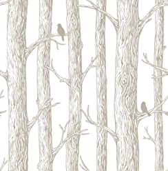 Brewster Home The Forest Peel and Stick Wallpaper