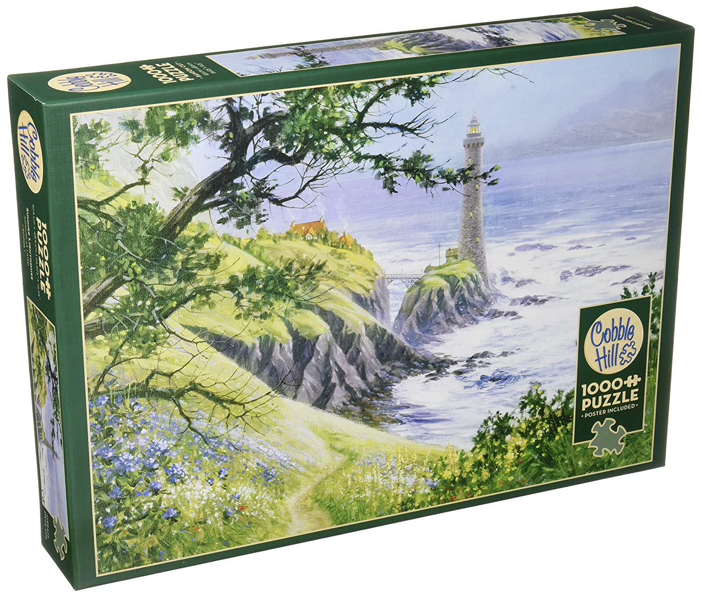 【信頼】 Cobblehill - Puzzles 1000pc - Summer Lighthouse Puzzles 1000pc B07B4JLHV4, 五霞町:905661af --- a0267596.xsph.ru