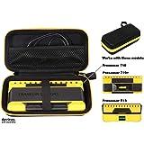 getgear Stud Sensor Case compatible with Franklin ProSensor 710, 710+, T13 mesh pocket for other accessories, Contrast…