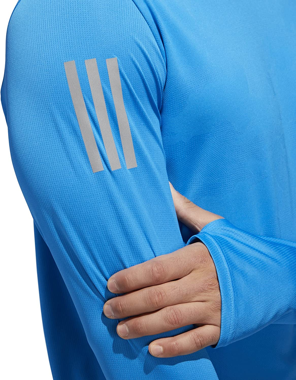 adidas Mens Running Response Long Sleeve tee