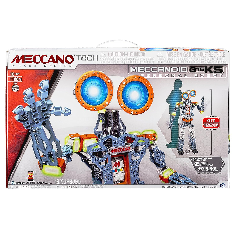 Meccano MeccaNoid G15 KS