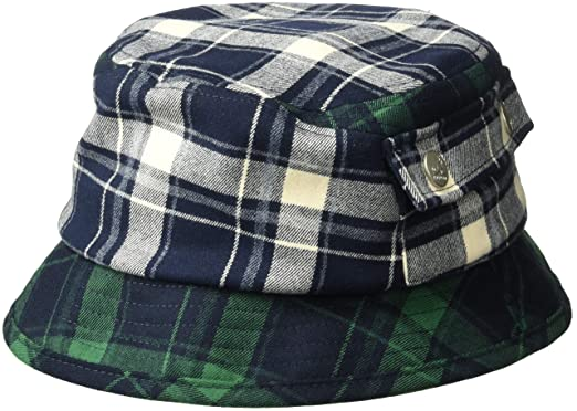 c62603d6255 Kangol Men s Plaid Bucket Hat  Amazon.co.uk  Clothing