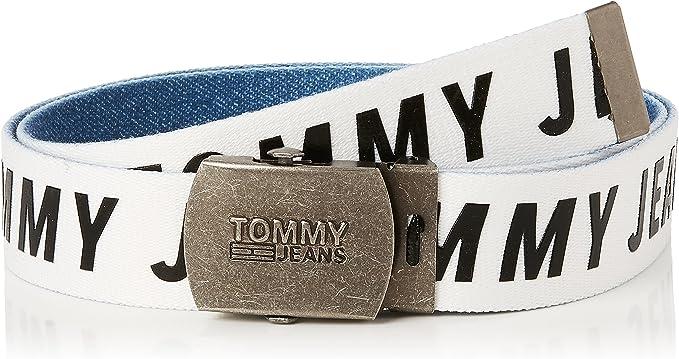 Tommy Hilfiger Cintur/ón Unisex Adulto