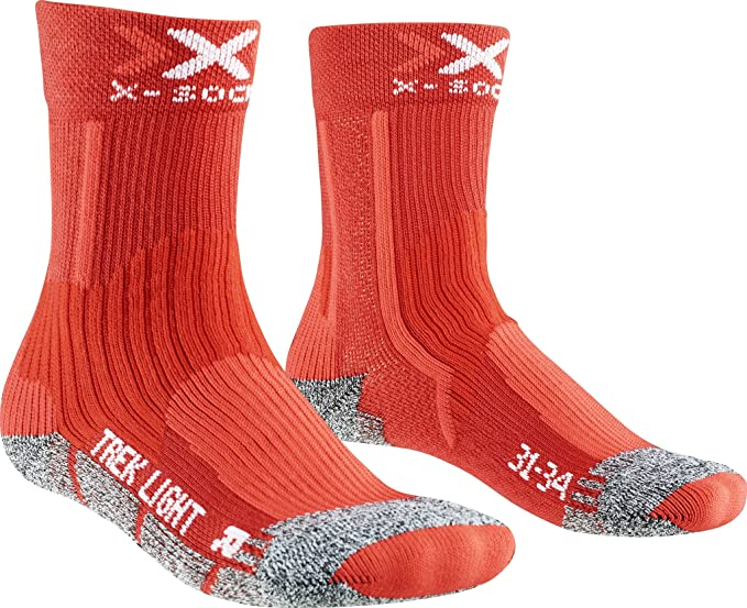 Calza Bambini X-Socks Trekking Light Junior 2.0