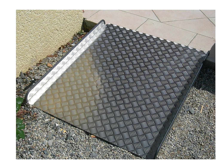 Rampe D Acces Aluminium 1 M X 90 Cm Amazon Fr Hygi Ne Et Soins Du