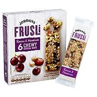 Jordans Raisin and Hazelnut Frusli Bar, 180 g